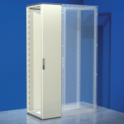 Сборный шкаф CQE, без двери и задней панели, 2000 x 300 x 600 мм